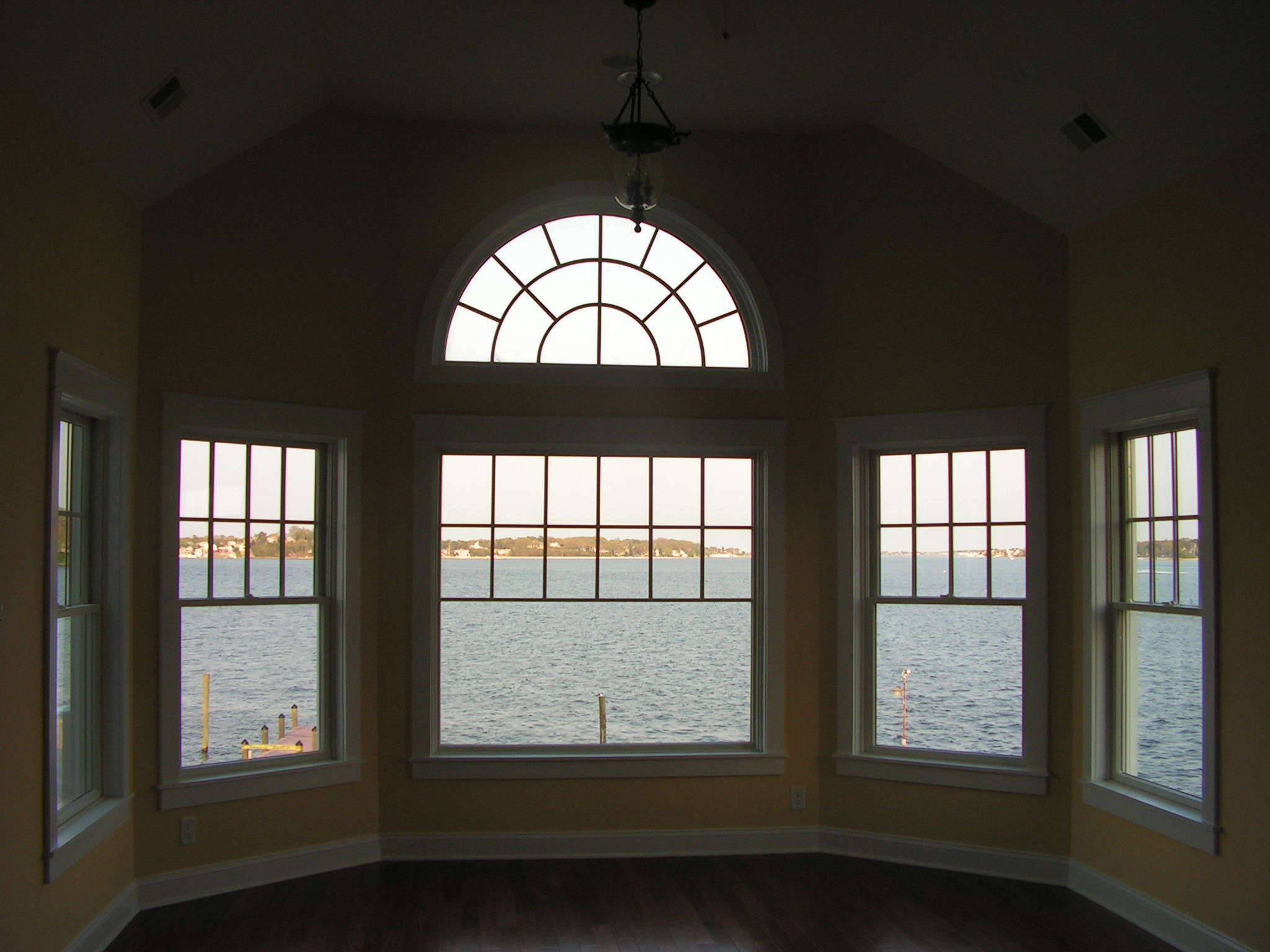 The Windows Installed In This Room Are Anderson Windows